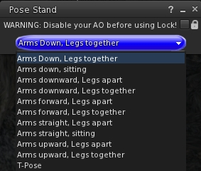UKanDo 3.7.6 gains the built-in pose stand developed for Firestorm