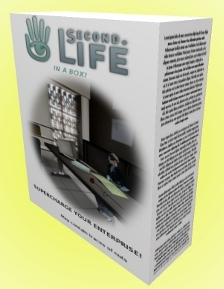 "Second Life Enterprise - code-named ""Nebraska"" - 2009 (image via Massively)"