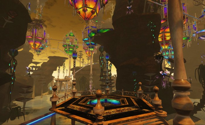 Elicio Ember's Titan's Hollow, Fantasy Faire 2013