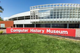 The Computer history museum, CA (via the LEA blog)