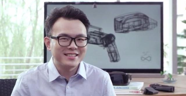 Qin Zheng, ANTVR Technology's founder