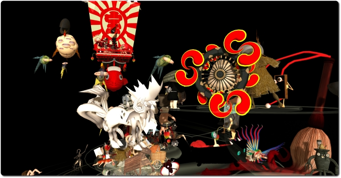 Hyakki Yagyou - Chaotic Parade