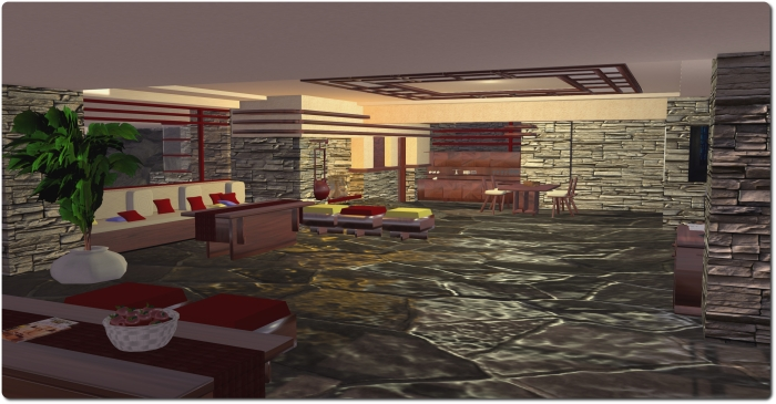 The Great Room at Fallingwater Kitely will soon be a venue for stories in voice!