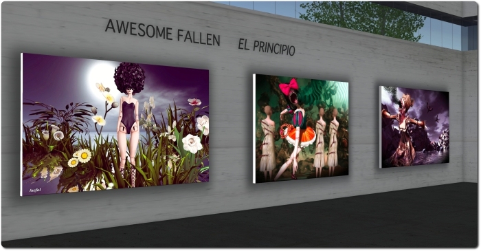 Holtwaye ArtSpace: Awesome Fallen's
