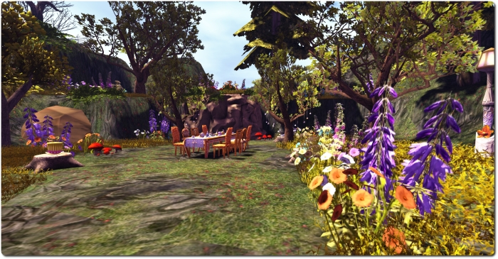 The Tea Party glade in Portal Park1