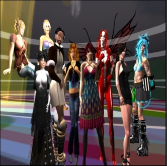 The ZeroG Dancers (image via group profile