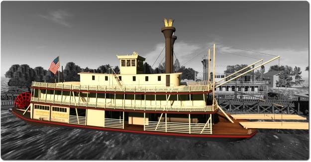 Dixie Queen, Dutch Harbor