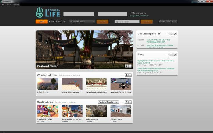 A/B testing of the new user experience, which has extended to the viewer as well, has lead to revisions to the official viewer's log-in screens which are said to help increase new user retention by as much as 5%. The viewer updates are currently in a release candidate viewer and on their way to becoming a de facto part of the official viewer