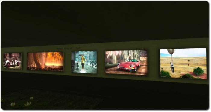 Olio - Tomais Ashdene, Holtwaye ArtSpace