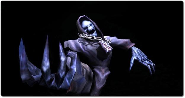Darkwood, for a Calas Galadhon Halloween
