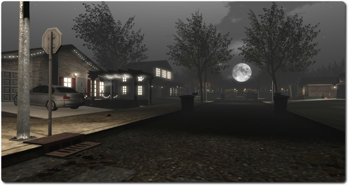 Havenhollow - 'twas a dark and misty night....