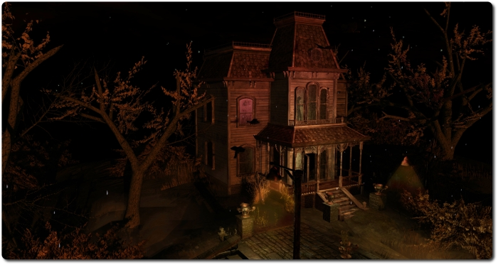 The Haunted Halloween Tour, launched with the October Premium Membership offer