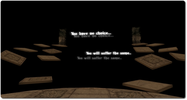 Nightmare Walkthrough: Left or right... make your choice... not that you reall have a choice ...