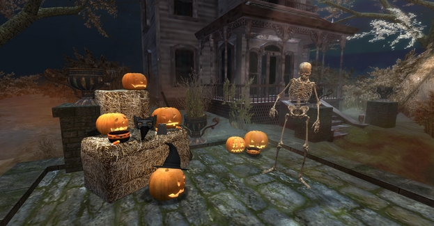Part of the Halloween 2014 Premium Gift (image va Linden Lab)