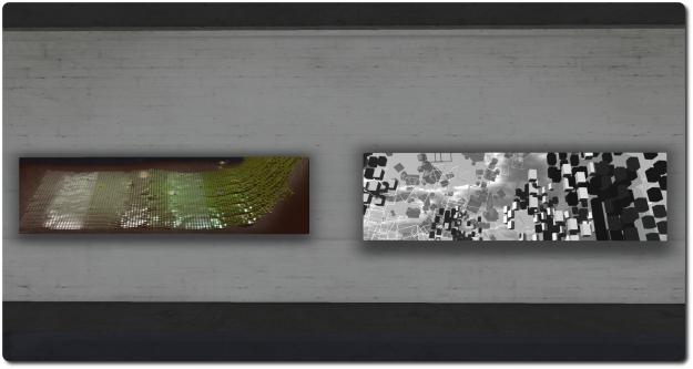 Ziki Questi: Geometries of the Grid - Holtwaye Art Space