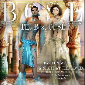 Click to see the October 2014 issue of BOSL Magazine