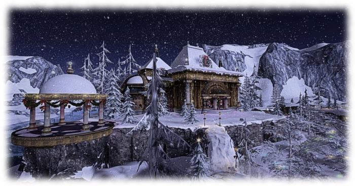 Calas Galadhon Noel 2014