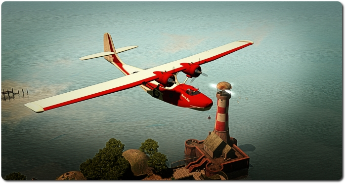 2014 saw my interest in, and enjoyment of, flying and sailing increase