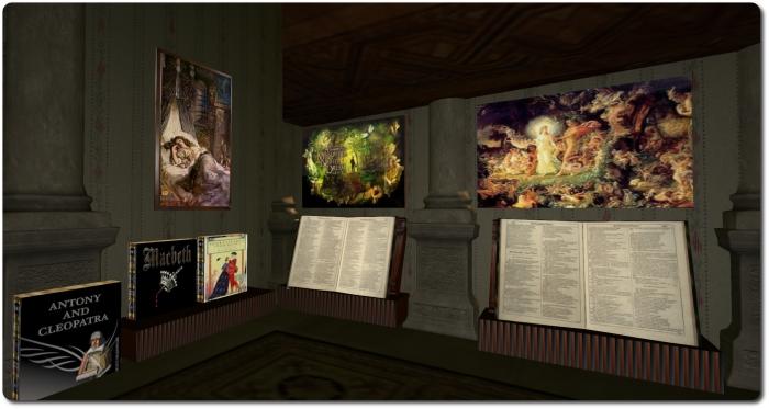The Illumination Library, Luminaux
