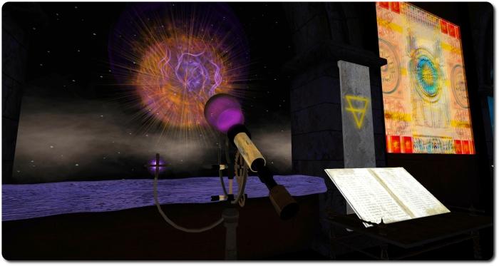 """Project Algorithm: """"observatorim"""" by Nino Vichon"""