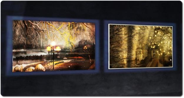 Olympes Rhodes, Paris Metro Art Gallery
