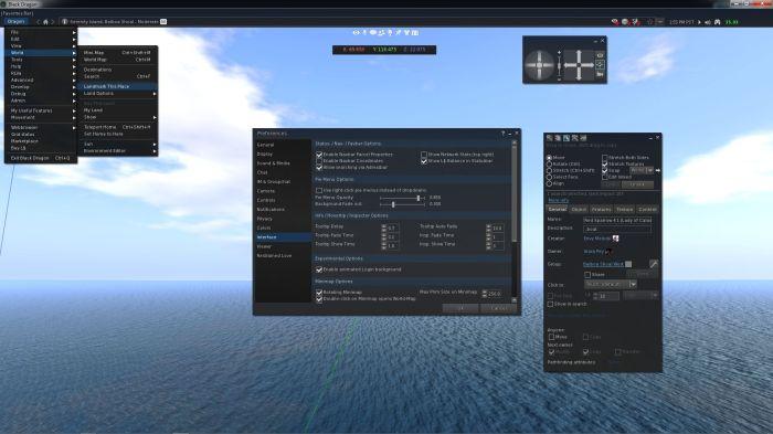 Black dragon's 2.4.1 UI design