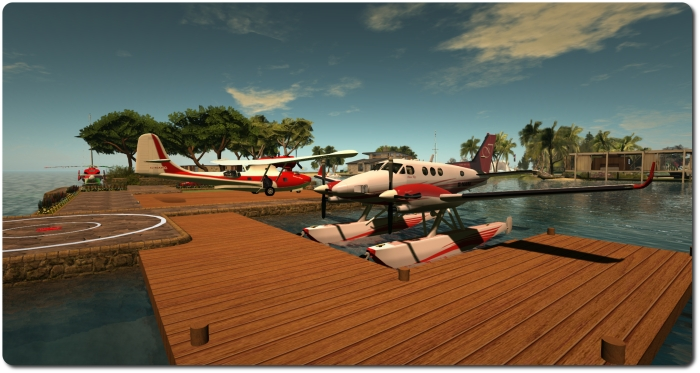 The home changes even provide enough room for the C90 King Air