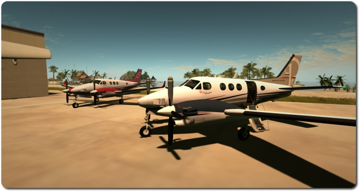 DSA Beechcraft King Air C90 GTX
