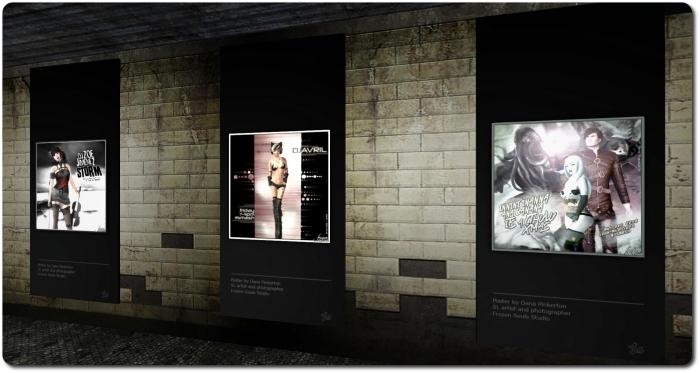 Dana Pinkerton - EOT Subway Gallery