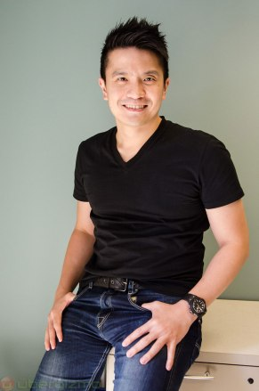 Razer CEO Min-Liang Tan: leading the OSVR charge. His company is often seen as the Apple of the gaming world, with Min himself as a latter-day Steve Jobs (image: ubergizmo.com)