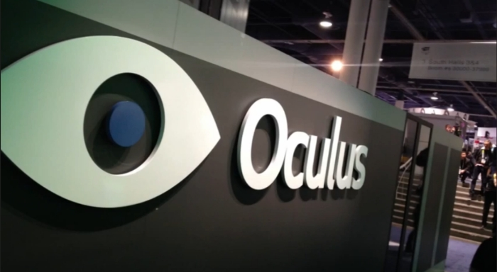 Oculus is again a major presence at the International CES in Las Vegas