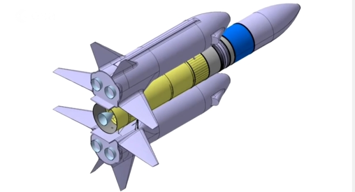 The technologies being tested by IXV may one day be used in reusable boosters forming a part of ESA's next generation of launchers