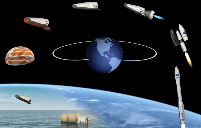 The IXV mission