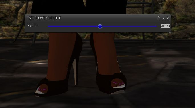 UKanDo 3.7.26 includes the Lab's new Avatar Hover Height capability