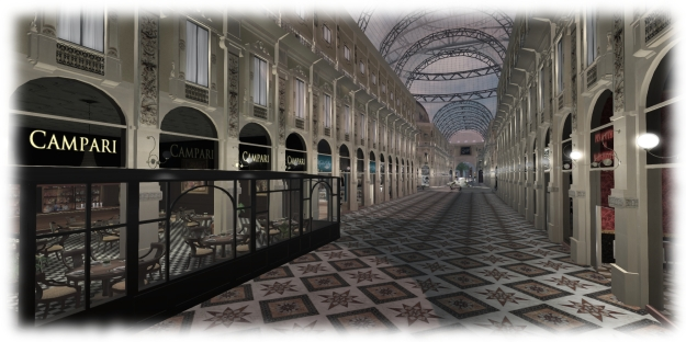 Milan, Fashion For Life - the Galleria Vittorio Emanuele II awaits you! Region designed by