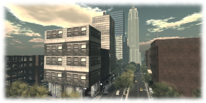 New York, Fashion for Life - round off your trip in support of FFL and RFL of SL with a bite of the Big Apple; region design by ; sponsored by