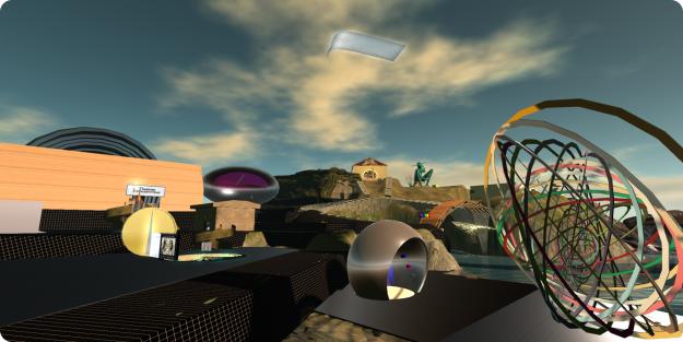 FreeWee's Laboratory v.8.0: Music, Myth, Magic, Light, Shadows, Physics, LEA27