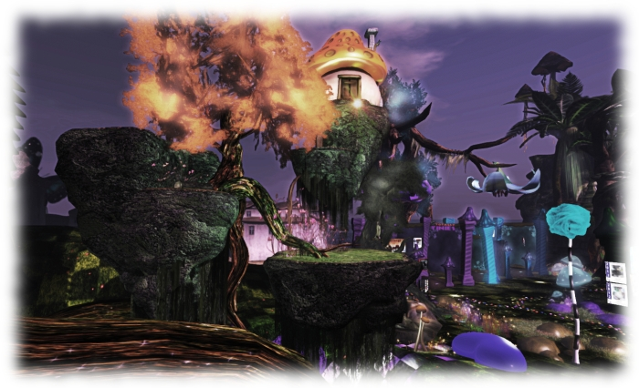 Jungle Bungle, Fantasy Faire 2012