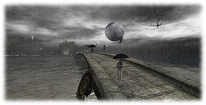 Cammino e Vivo Capovolto: Mistero Hifeng
