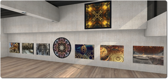 The Spiral Art Gallery - Spiral Silverstar