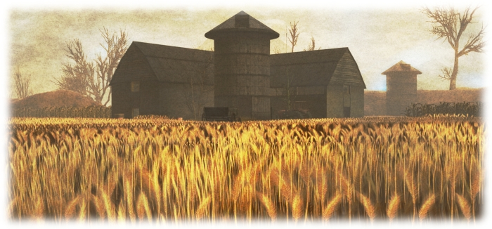 The nightmare begins as you wake up in a barn ... somewhere ...