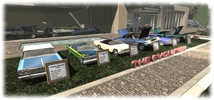 Museum of The History of the Vehicle - LEA 2