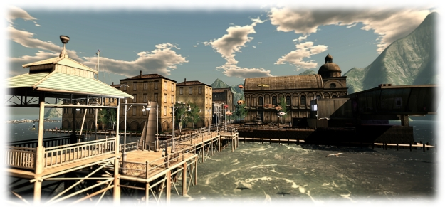 Basilique Town - selected as the venue of the Thursday, May 14th Linden meet-up