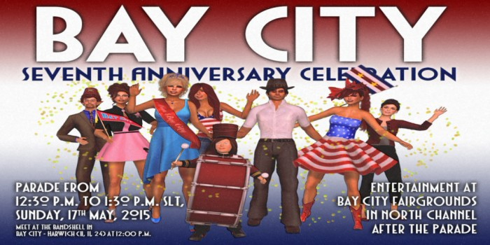 Bay City 7th poster