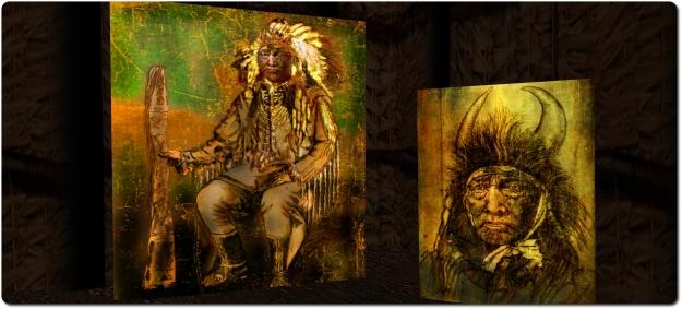 Nico Vichan: American Nobility - Sabra Art Gallery, May 2015