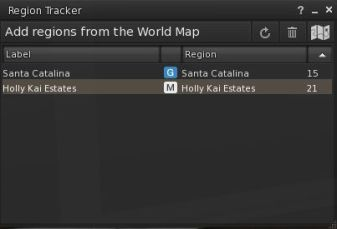 The Region Tracker floater