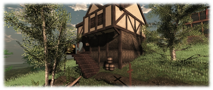 The Tabard Inn, Second Life - your starting point for your very own Canterbury Tales pilgrimage