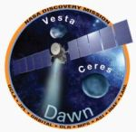 Dawn mission patch (NASA / JPL)