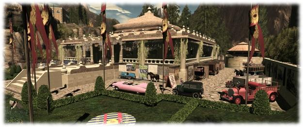 The Decades Pavilion
