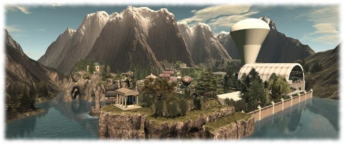 The DECADES event region